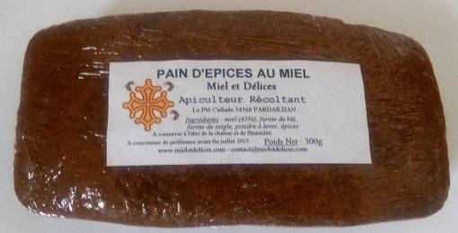 Miel et Délices apiculteur récoltant, vente en ligne de pain d'épices