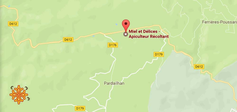 Miel et Délices apiculteur récoltant au coeur de l'occitanie à Pardailhan (34360)